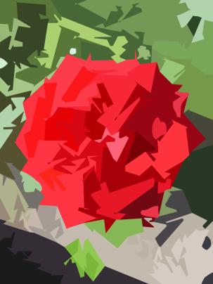 Canterbury Rose